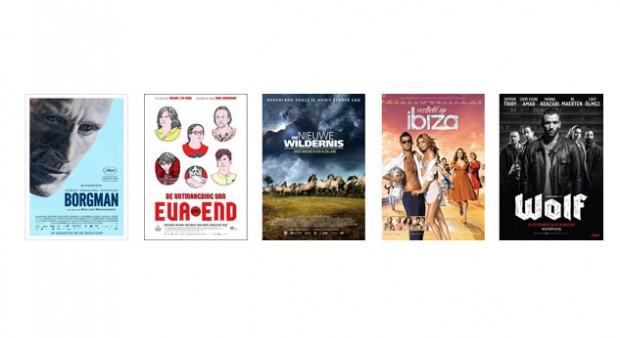 De nieuwe wildernis winnaar 13e Cinema.nl Afficheprijs