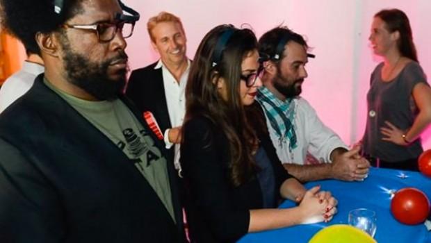 Firestarters beloont beste emotie-goochelaar tijdens IDFA-event Emotional Arcade