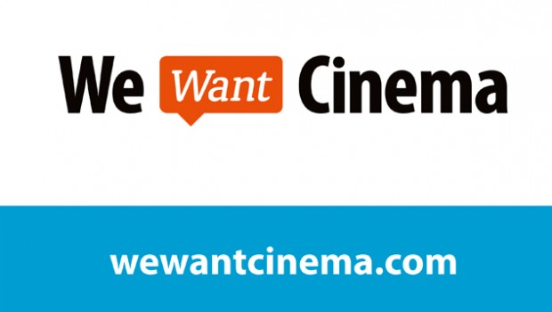 We Want Cinema lanceert in Duitsland