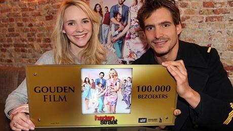 Gouden Film voor Hartenstraat