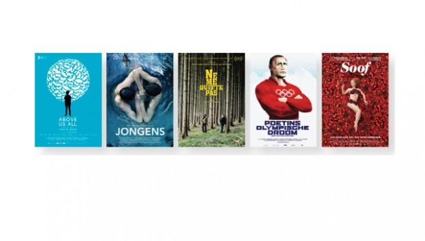 Nominaties 14e Cinema.nl Afficheprijs