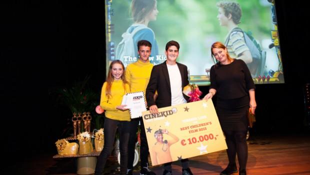 Winnaars Cinekid Festival 2015 bekend