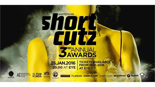 Nominaties 3e Annual Shortcutz Awards