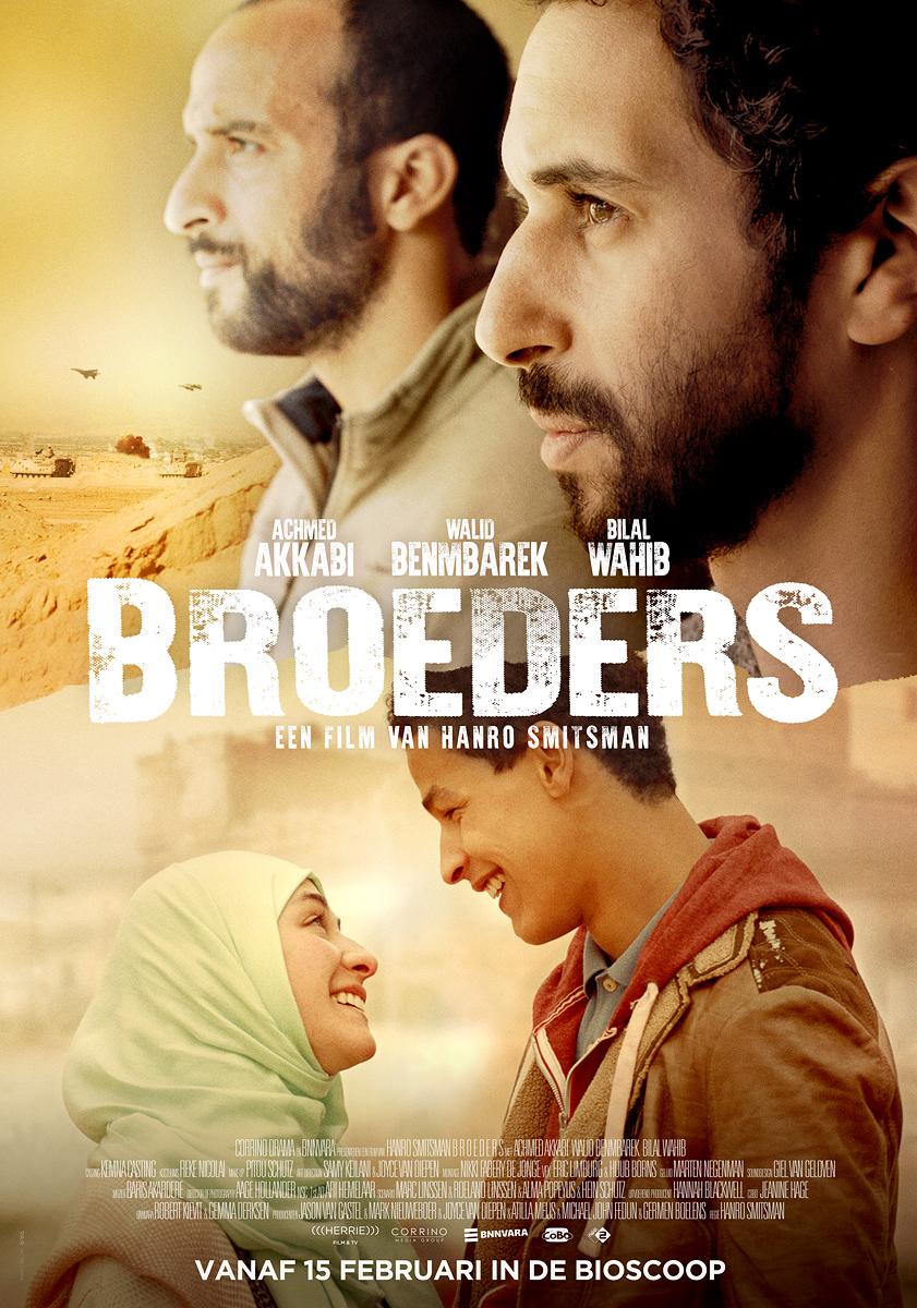 Filmposter Broeders