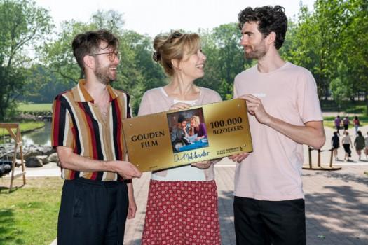 De Matchmaker bekroond met Gouden Film