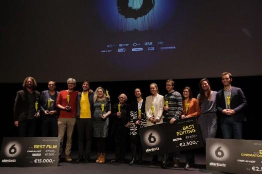 Bullet Time wint Beste Film tijdens Shortcutz 6th Annual Awards