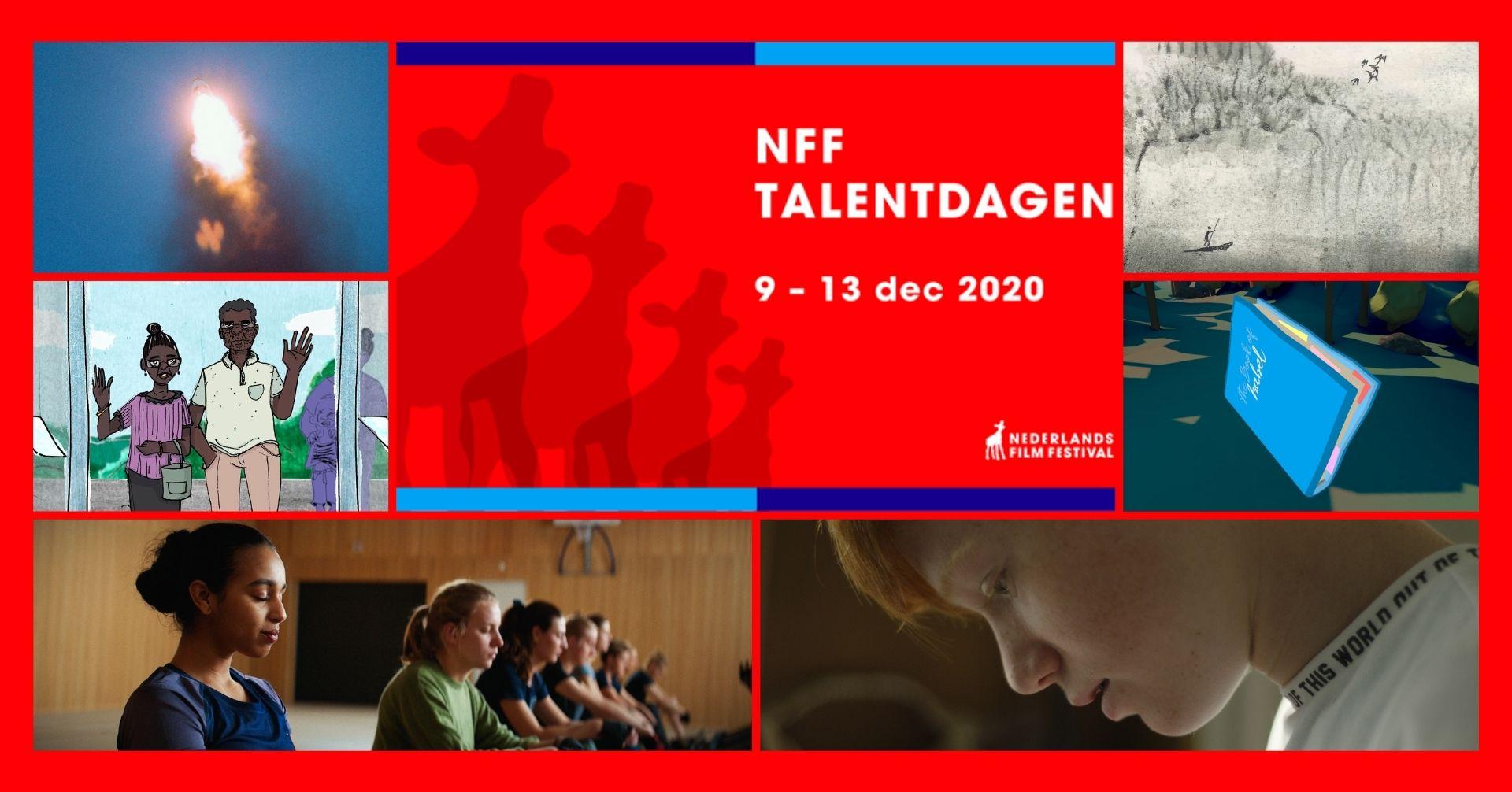 Nederlands Film Festival maakt nominaties bekend van Studentencompetitie 2020